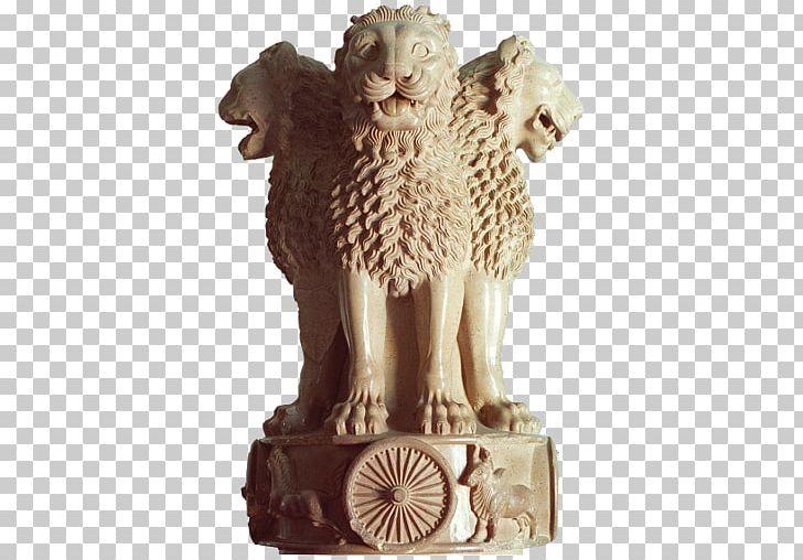 Sarnath Lion Capital Of Ashoka Pillars Of Ashoka State Emblem Of India Maurya Empire PNG, Clipart, Artifact, Carving, Fig, Gautama Buddha, India Free PNG Download