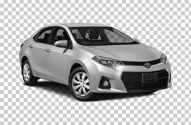 2018 Toyota Corolla Le Eco Front Wheel Drive Vehicle Continuously Variable Transmission Png
