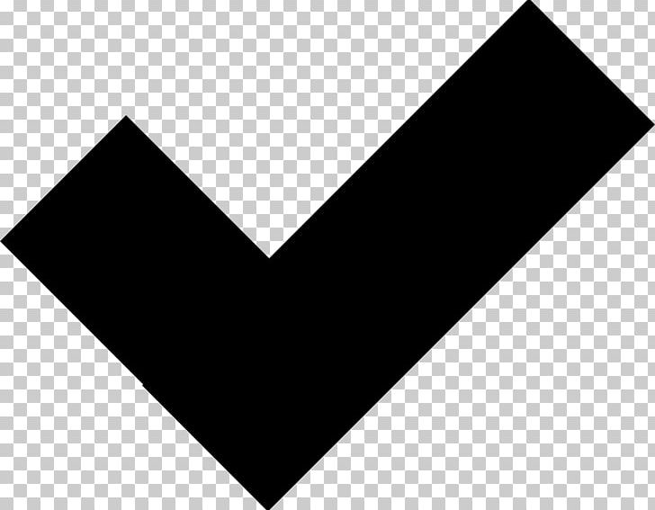 Check Mark Checkbox Computer Icons PNG, Clipart, Angle, Black, Black And White, Brand, Button Free PNG Download