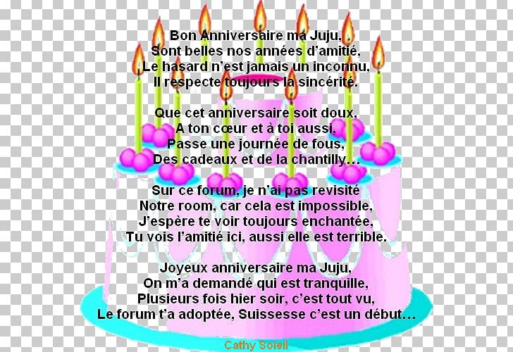 Happy Birthday Poema Text Poetry Png Clipart Area