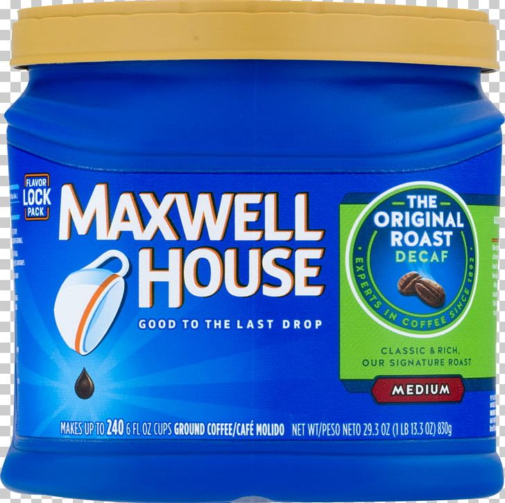 Instant Coffee Maxwell House Iced Coffee Single Serve Coffee