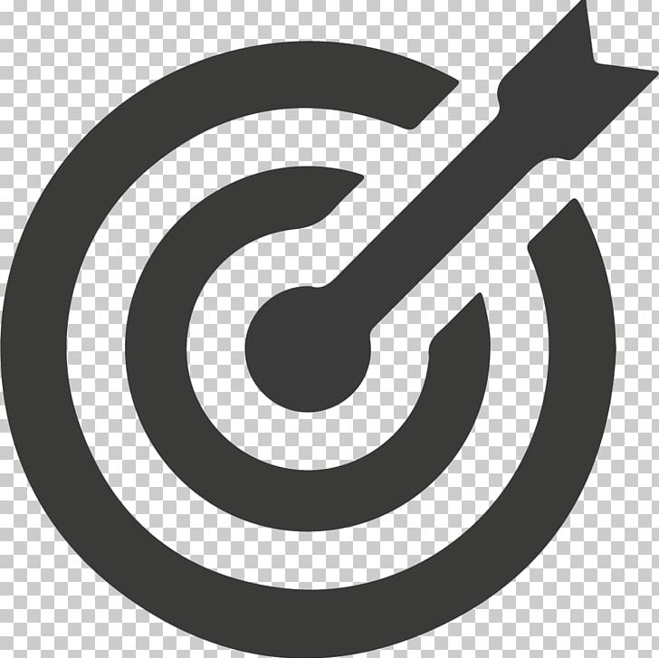 Shooting Target Computer Icons Archery PNG, Clipart, Angle, Archery, Arrow, Black And White, Brand Free PNG Download