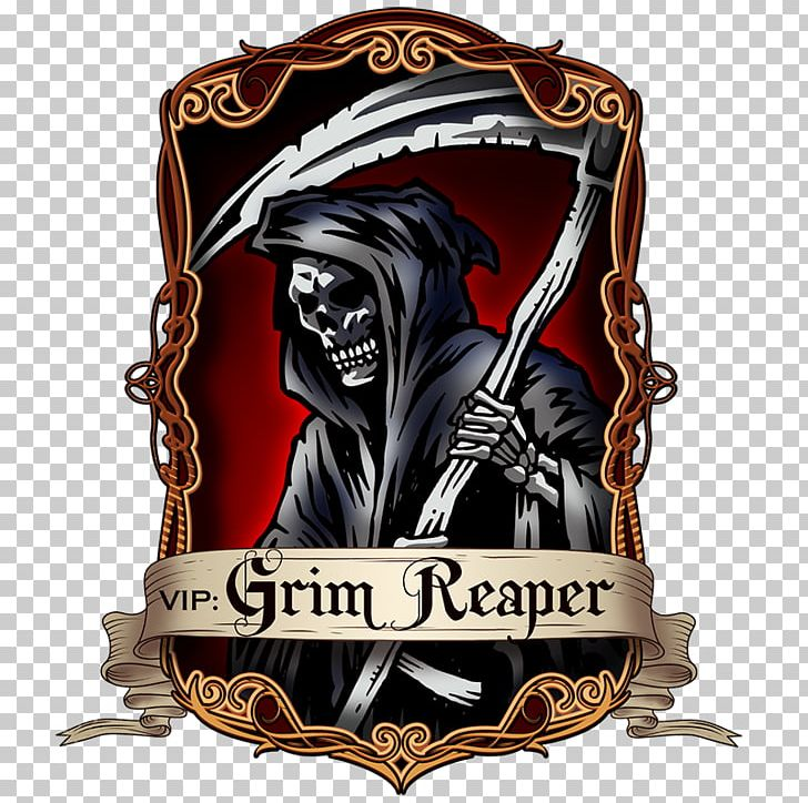 Death Logo Reaper Drawing PNG, Clipart, Brand, Death