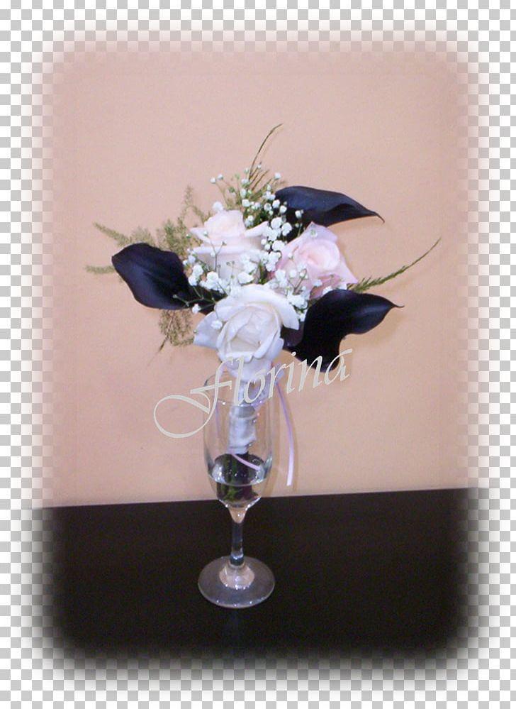 Fl Design Wine Gl Cut Flowers Vase Png Clipart