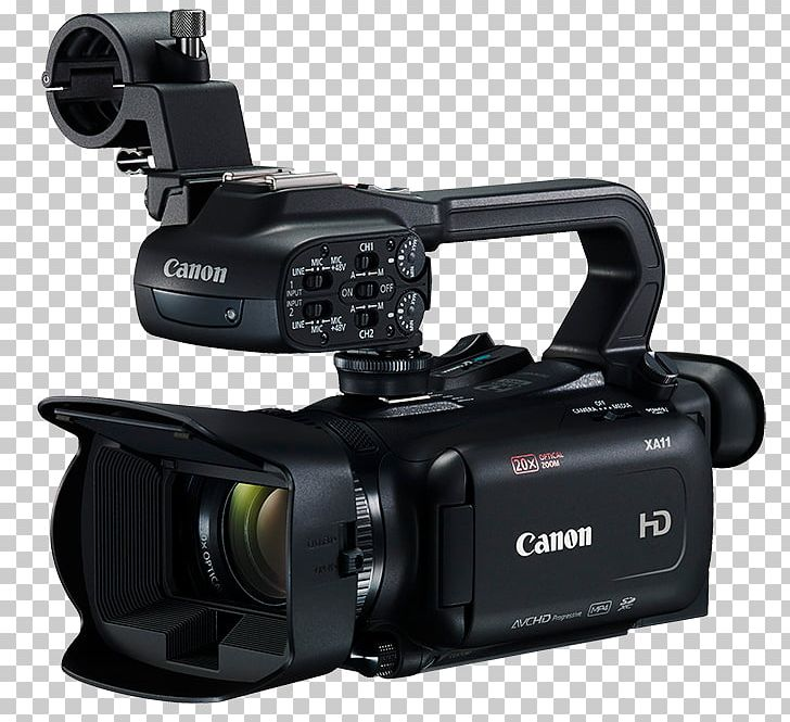 Camcorder Video Cameras Canon XA20 High-definition Video Professional Video Camera PNG, Clipart, 1080p, Angle, Cam, Camcorder, Camera Free PNG Download