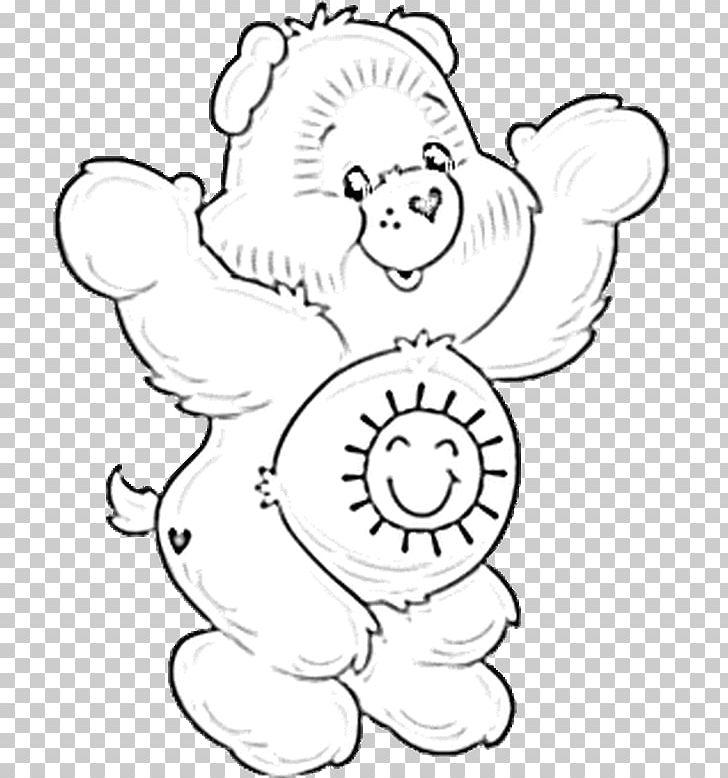 - Funshine Bear Giant Panda Care Bears Coloring Book PNG, Clipart, Animals,  Art, Bear, Bear Coloring, Black