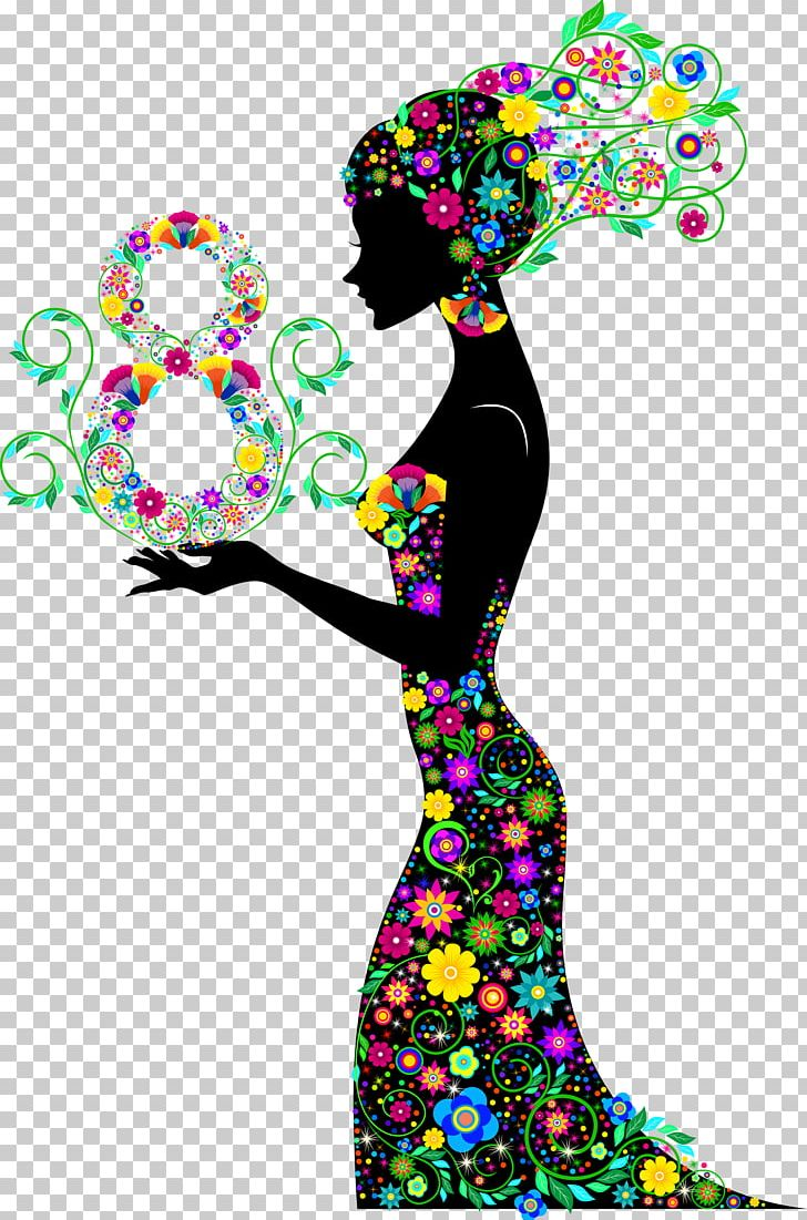 International Women's Day March 8 Woman PNG, Clipart, Art, Child, Clothing, Computer Icons, Dress Free PNG Download