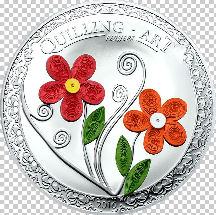 Quilling Art Coin Paper Numismatics PNG, Clipart, 2 Dollars, Art, Coin, Commemorative Coin, Dishware Free PNG Download