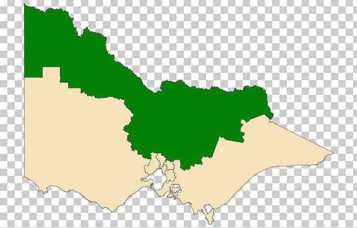 Australia And America Map.Northern Victoria Region Map New South Wales Bendigo United States