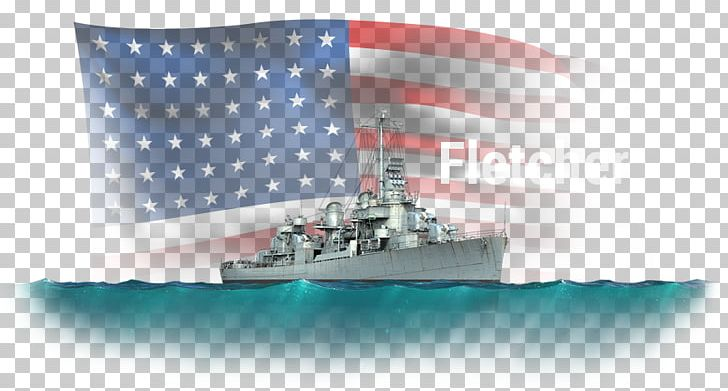 Destroyer World Of Warships Game Submarine Chaser PNG