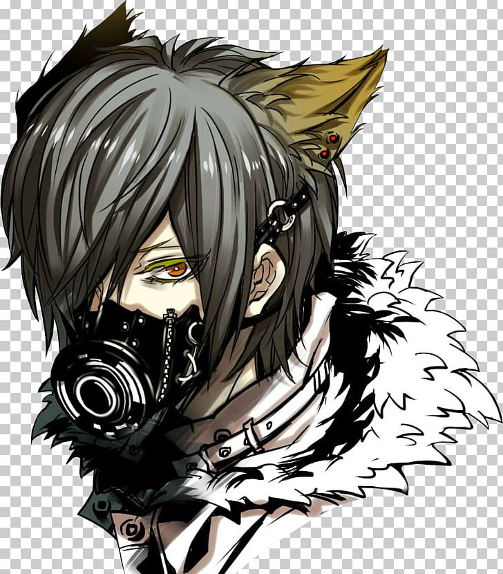 Anime Mask Manga Koga Png Clipart Anime Anime Boy Art