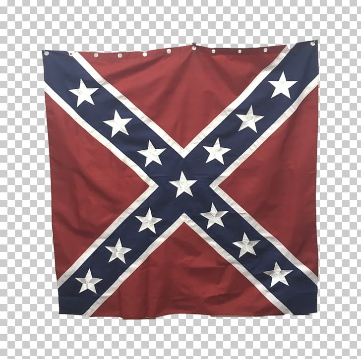 Modern display of the Confederate battle flag