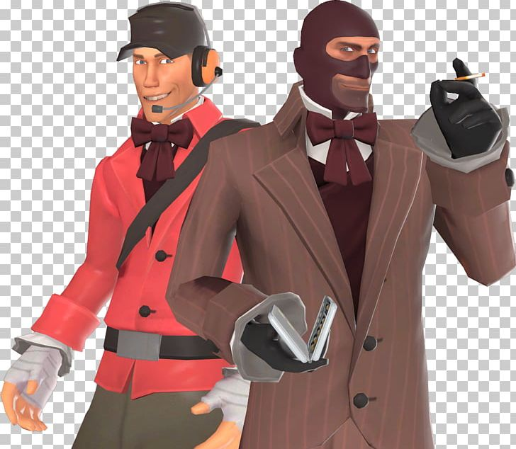 Team Fortress 2 Formal Wear Item Video Game Steam PNG