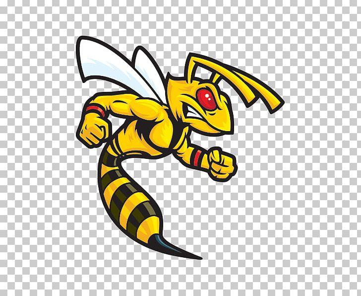 Hornet Bee Logo Wasp Decal Png Clipart Animal Figure Art Artwork