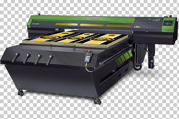 Flatbed Digital Printer Printing Wide-format Printer Roland
