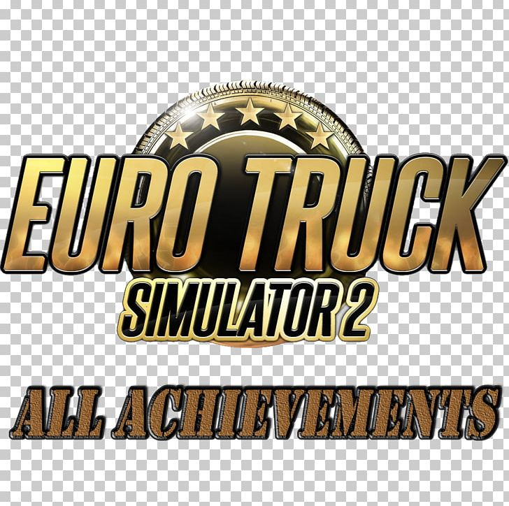 Euro Truck Simulator 2 SCS Software Logo Brand Font PNG, Clipart