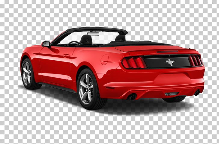 2018 Ford Mustang 2017 Ecoboost V6 Gt Premium Car Png