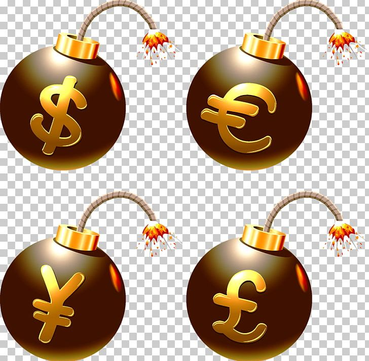 Money Currency Symbol Bomb Coin PNG, Clipart, Bomb, Bomb Blast, Bomb Vector, Calabaza, Cartoon Gold Coins Free PNG Download