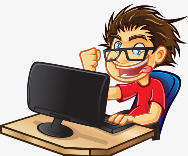 People Who Play Computer PNG, Clipart, Computer, Computer ...