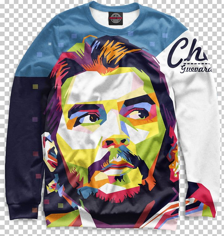 Che Guevara PlayerUnknown's Battlegrounds T-shirt Hoodie WPAP PNG, Clipart,  Free PNG Download