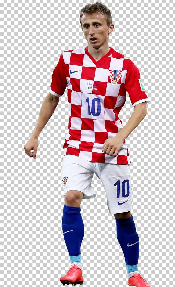 timeless design f4081 7f27e Luka Modrić 2018 World Cup 2014 FIFA World Cup Croatia ...