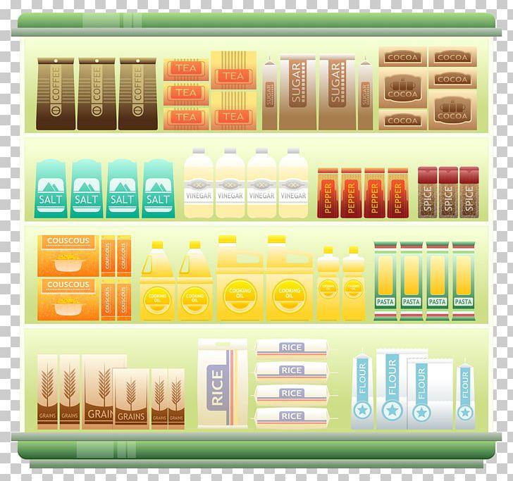 Supermarket Shelf Grocery Store PNG, Clipart, Clip Art ...