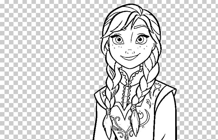 Anna Elsa Olaf Coloring Book Christmas Coloring Pages Png Clipart Free Png Download