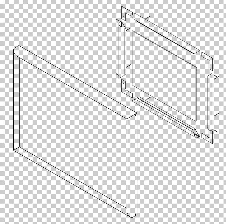 Window Line Angle PNG, Clipart, Angle, Border Mounted, Computer Hardware, Furniture, Hardware Accessory Free PNG Download