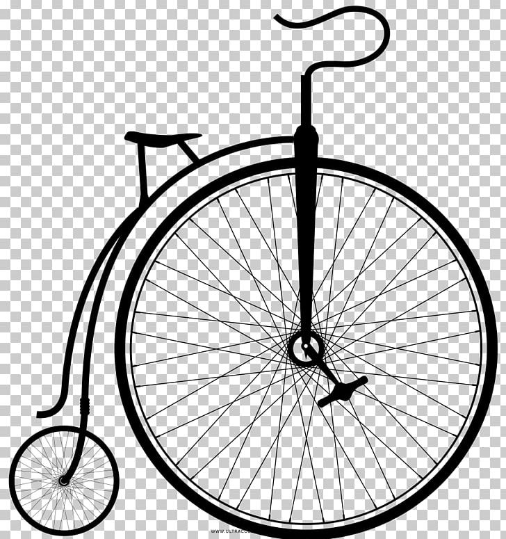 Free Clipart: Penny Farthing Bicycle | StudioFibonacci
