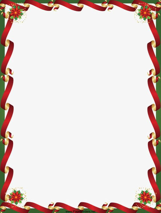 Christmas Border Clipart Free.Christmas Border Png Clipart Backgrounds Border Clipart