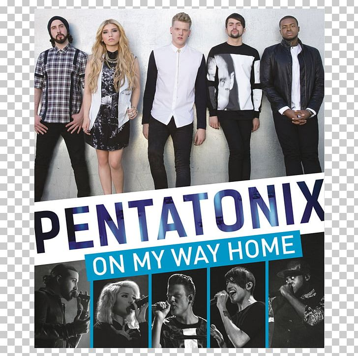 Pentatonix On My Way Home Documentary Film A Cappella PNG, Clipart, Brand, Cappella, Documentary Film, Dvd, Film Free PNG Download