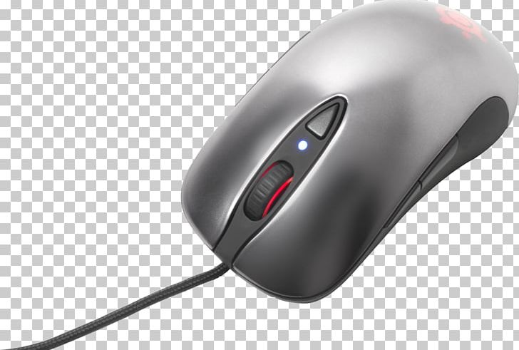 Computer Mouse SteelSeries Pointer Optical Mouse Peripheral