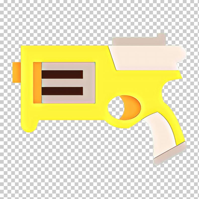 Gun Yellow PNG, Clipart, Gun, Yellow Free PNG Download