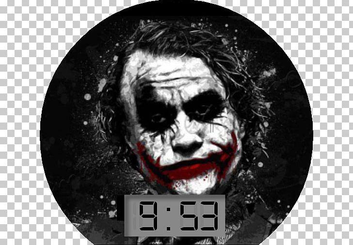 The Dark Knight Joker Heath Ledger Batman Film Png Clipart