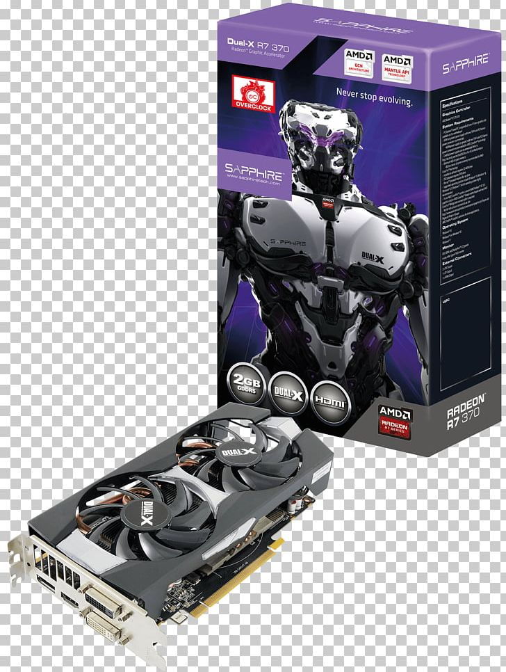 Graphics Cards & Video Adapters Sapphire Technology AMD