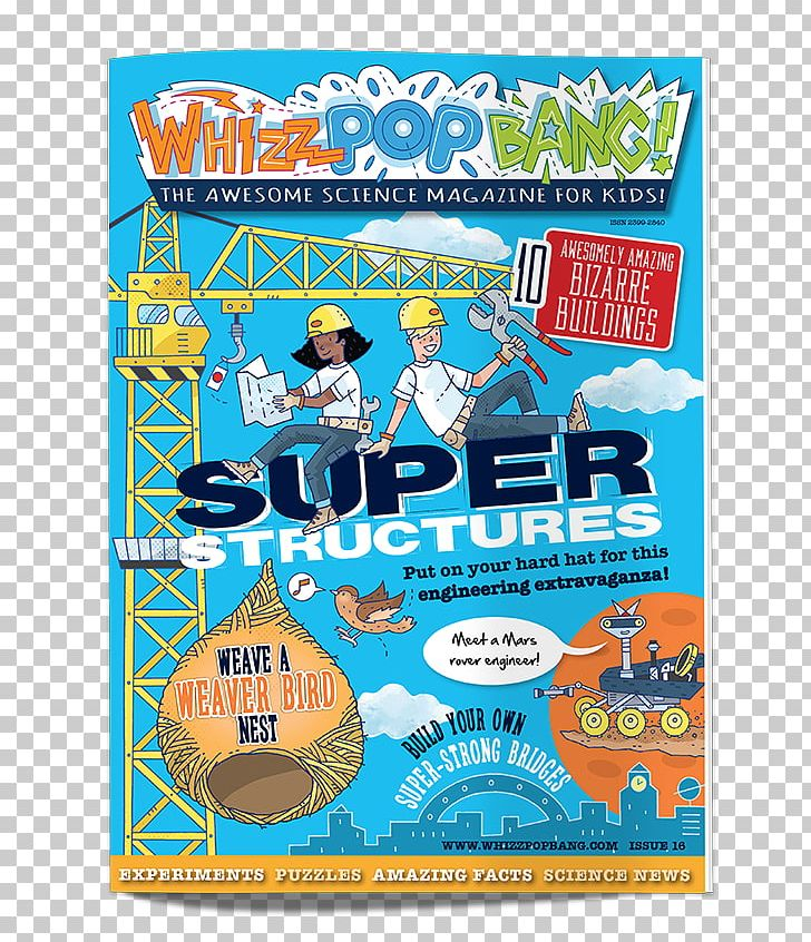 Science Engineering Tree Tops Kids Club Magazine Technology