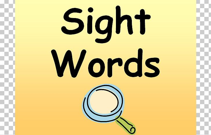 Sight Word Dolch Word List Word Family Fluency PNG, Clipart