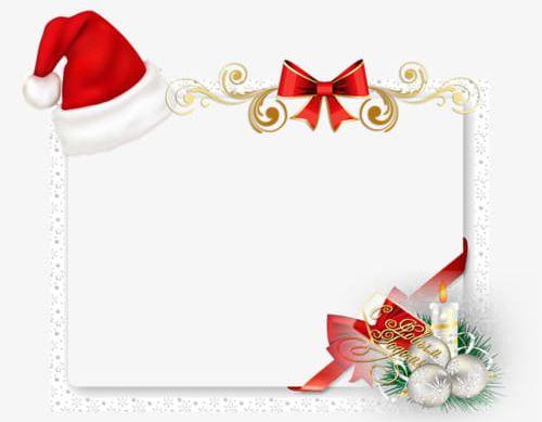 Christmas Border Clipart Free.Creative Christmas Border Png Clipart Border Clipart