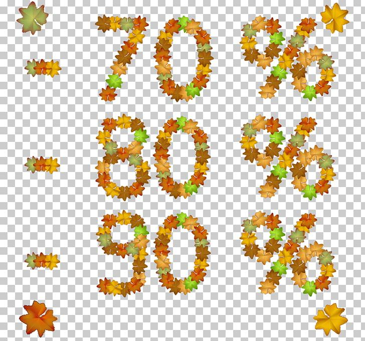 Percentage Leaf Numerical Digit PNG, Clipart, Autumn Vector, Circle, Download, Energy Conversion Efficiency, Euclidean Vector Free PNG Download