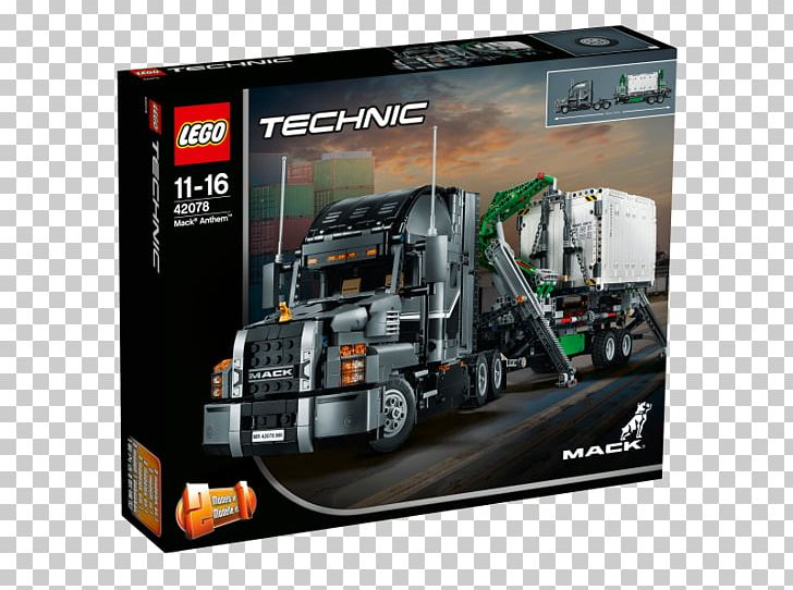 Mack Trucks Lego Technic Semi-trailer Truck PNG, Clipart, Car, Cars, Lego, Lego Duplo, Lego Star Wars Free PNG Download