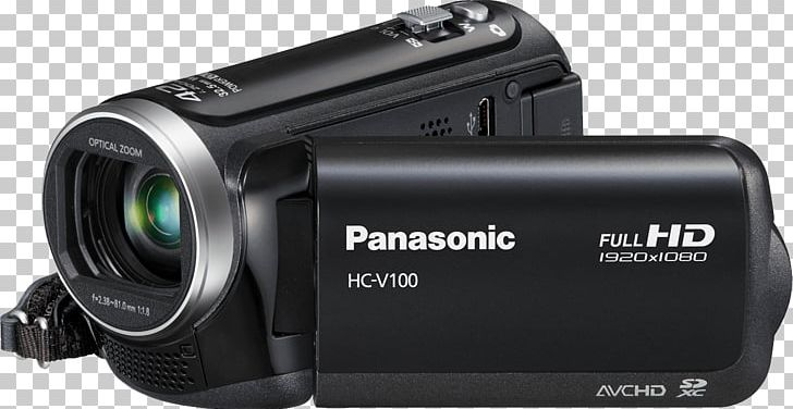 Panasonic Video Camera Camcorder 1080p Secure Digital PNG, Clipart, 1080p, Accessories, Audio, Camera, Camera Accessory Free PNG Download