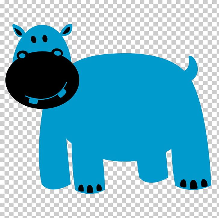 Hippopotamus Colorful Animals PNG, Clipart, Animal, Animal Figure, Bear, Carnivoran, Cartoon Free PNG Download