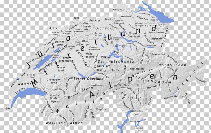 Swiss Alps Geography Of Switzerland Swiss Plateau Map PNG, Clipart, Alps, Area, Carte, City Map, Geography Free PNG Download