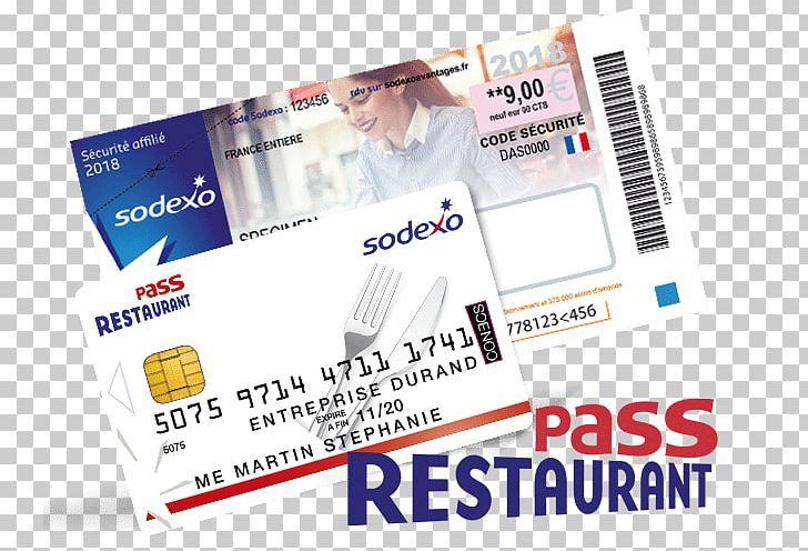 Carte Ticket Restaurant Sodexo.Meal Voucher Sodexo Restaurant Breakfast Lunch Png Clipart