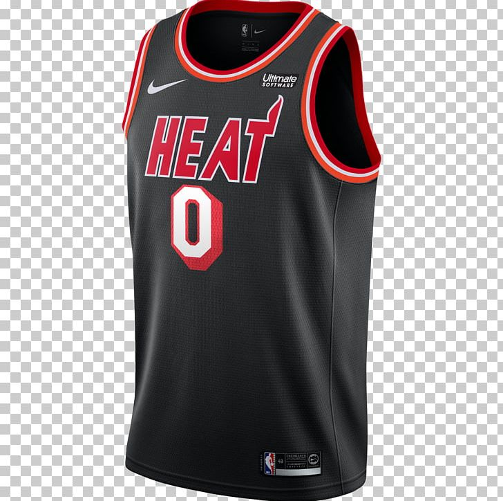 lowest price 2d997 51cd8 Miami Heat Jersey Swingman Adidas NBA Store PNG, Clipart ...