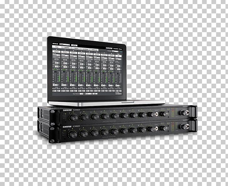 Wireless Microphone Shure SM58 Audio Mixers PNG, Clipart, 19inch Rack, Audio Equipment, Electronic Component, Electronic Instrument, Electronics Free PNG Download