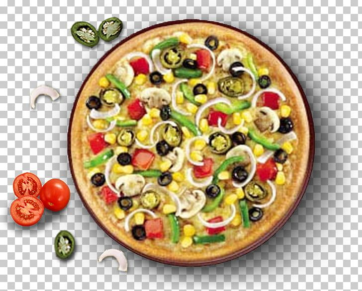 Domino S Pizza Veggie Burger Garlic Bread Restaurant Png