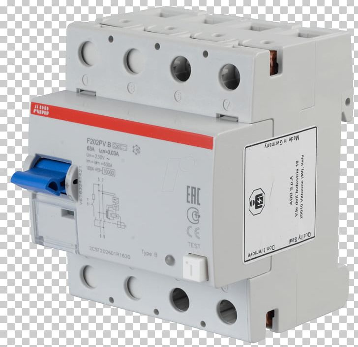 Circuit Breaker Residual-current Device ABB Group Electrical ... on