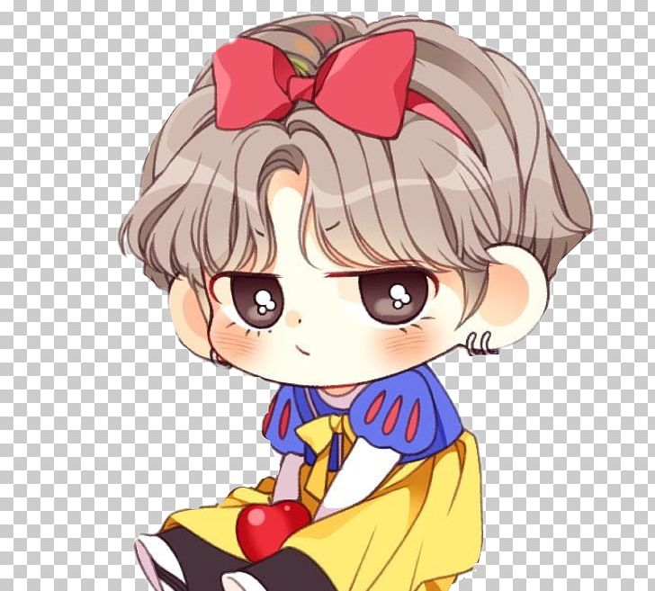 imgbin bts chibi drawing anime fan art chibi QaPjU4USADWvJCXty2yR81VAf