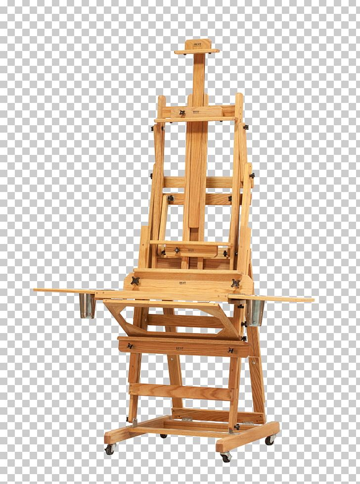 Easel Table Oil Painting Canvas PNG, Clipart, Art, Artist, Brush, Canvas, Chair Free PNG Download